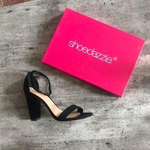 Shoe Dazzle Elle Basic Heeled Sandal